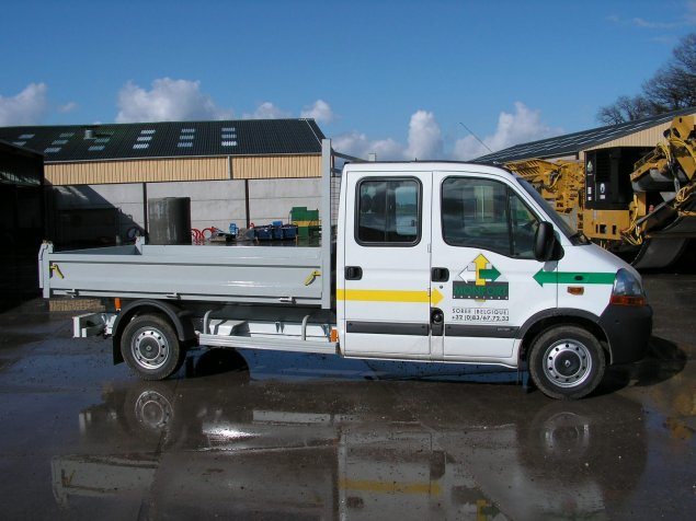 Camionette RENAULT Master 120.35 DCI