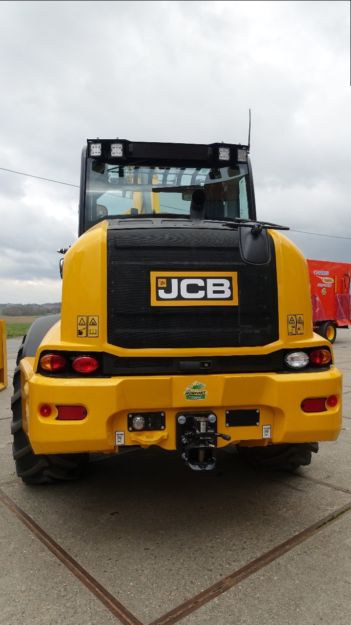 JCB TM 320S