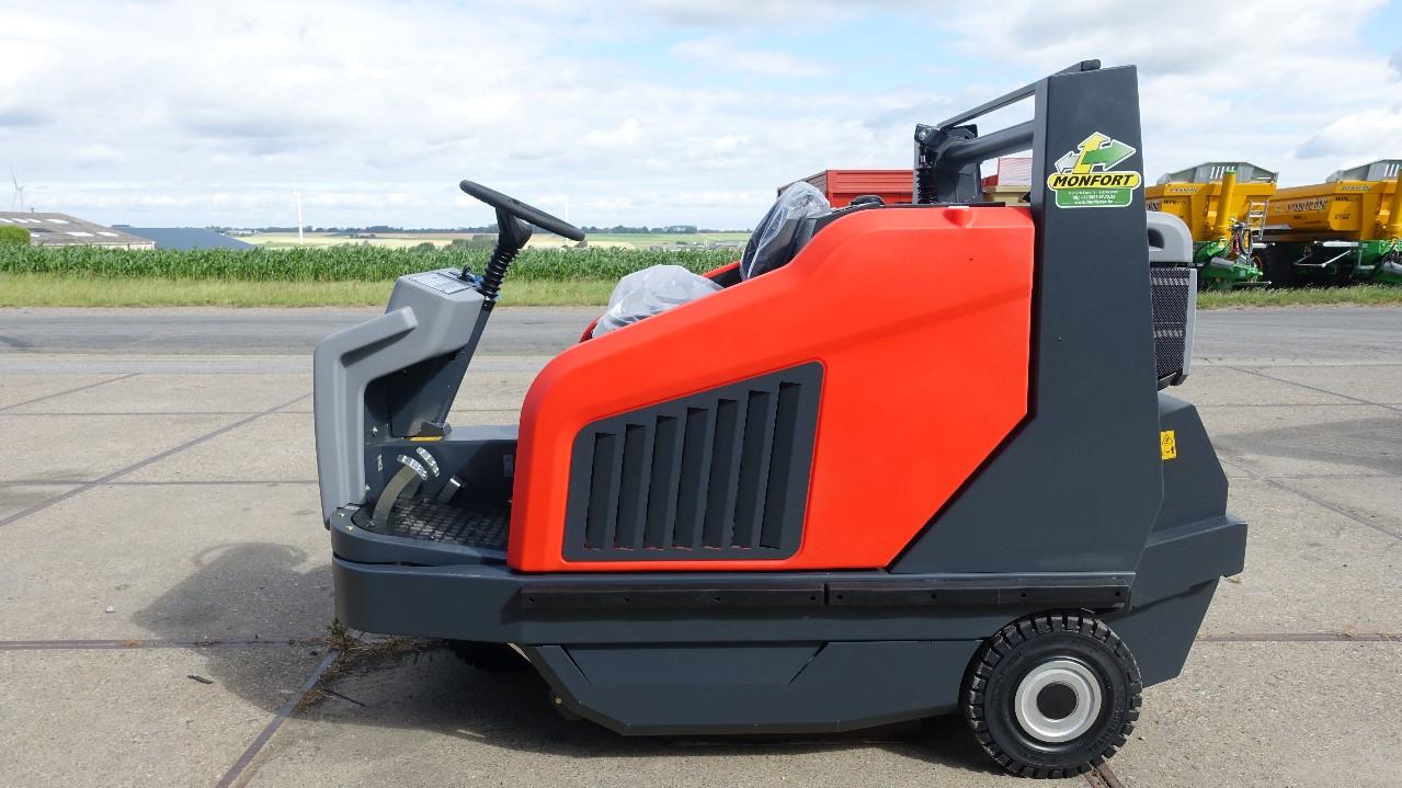 Hako Sweepmaster D1500 RH