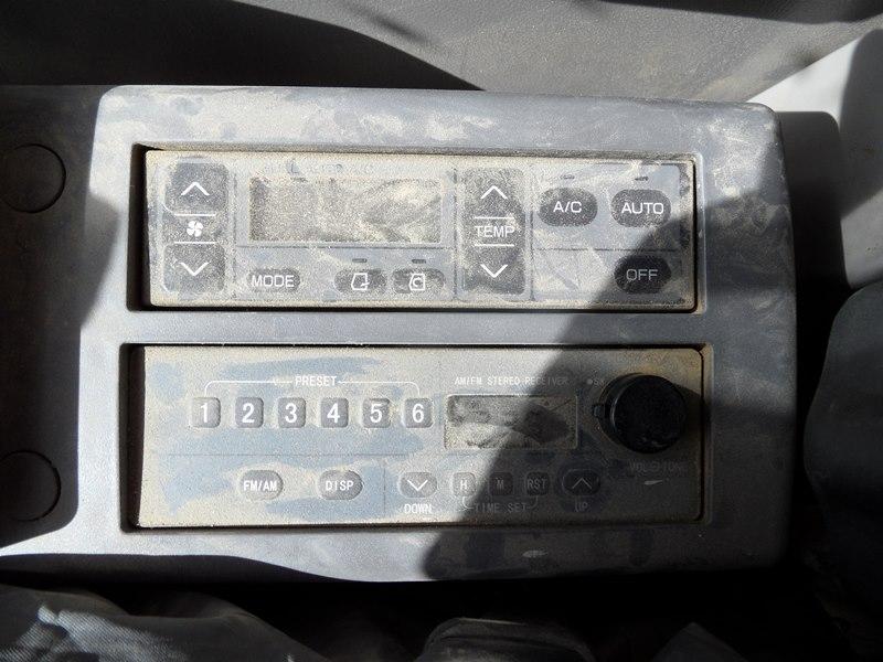 Pelle HITACHI Zaxis 225 USR LC
